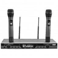NEC Audio PG-10 Professional UHF 200 Channels Dual Digital Diversity Wireless