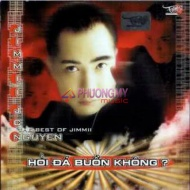 Hoi Da Buon Khong - The Best of Jimmii JC