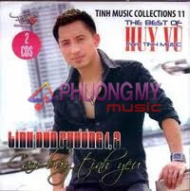 Tinh Don Phuong 1,2 - Cam Bay Tinh Yeu (Music Video+Karaoke) - The Best Of Huy Vu
