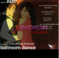Learning Vietnamese Ballroom Dance - Vol. 1 Basic - Nguyen Yen