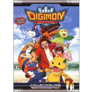 Digimon Data Squad - Collection One