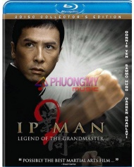 Ip Man 2 (Blu-ray)(2 Disc Collector's Edition)(US Version)