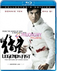Legend Of The Fist - The Return Of Chen Zhen (Blu-ray)(Collector's Edition)(US Version)