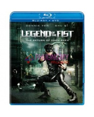 Legend Of The Fist - The Return Of Chen Zhen (Blu-ray+DVD)(US Version)