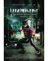 Legend Of The Fist - The Return Of Chen Zhen (Blu-ray)(US Version)