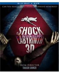 Shock Labyrinth 3D (Blu-ray 3D/2D+DVD)