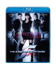 The King Of Fighters (Blu-ray+DVD)