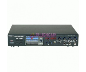 VocoPro DA-809G Mixer with Built In CD+G Decoder