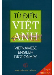 Tu Dien Viet - Anh / Vietnamese - English Dictionary - Bui Phung