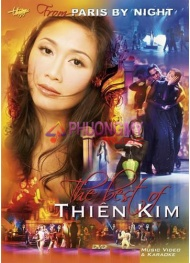 DVD The Best Of Thien Kim