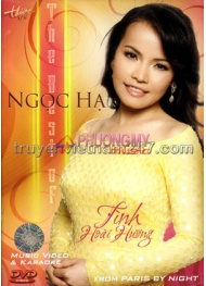 Tinh Hoai Huong - The Best Of Ngoc Ha (Karaoke & Music Video)