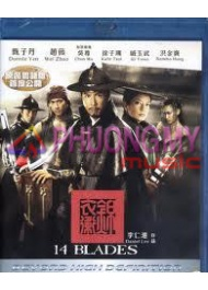 14 Blades (Blu-ray)(Hong Kong Version)