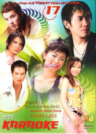 DVD Karaoke - Nhac Tre Tophit Collection 17