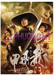 Flying Swords of Dragon Gate (Blu-ray)(Hong Kong Version)