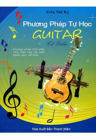 Phuong Phap Tu Hoc Guitar Co Dien - Tran The Ky